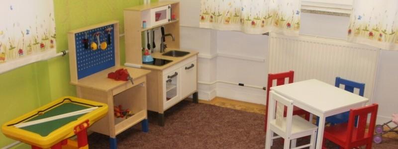 Azylový dům pro matky s dětmi - Přerov