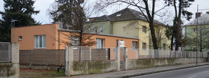 Dům pro ženy a matky s dětmi - Opava