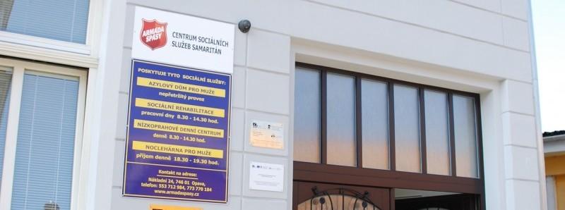 Sociální služby SAMARITÁN - Opava