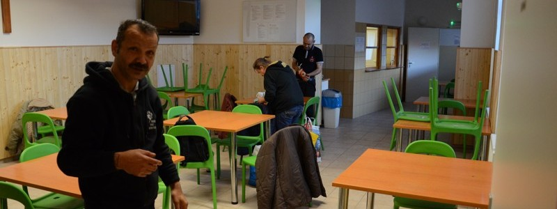 Nízkoprahové denní centrum pro muže a ženy