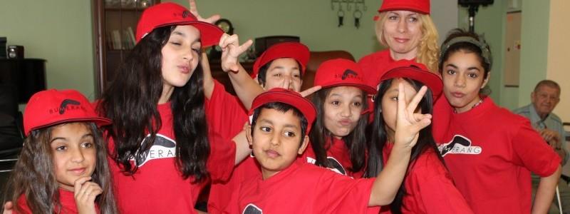 Nízkoprahové zařízení pro děti a mládež