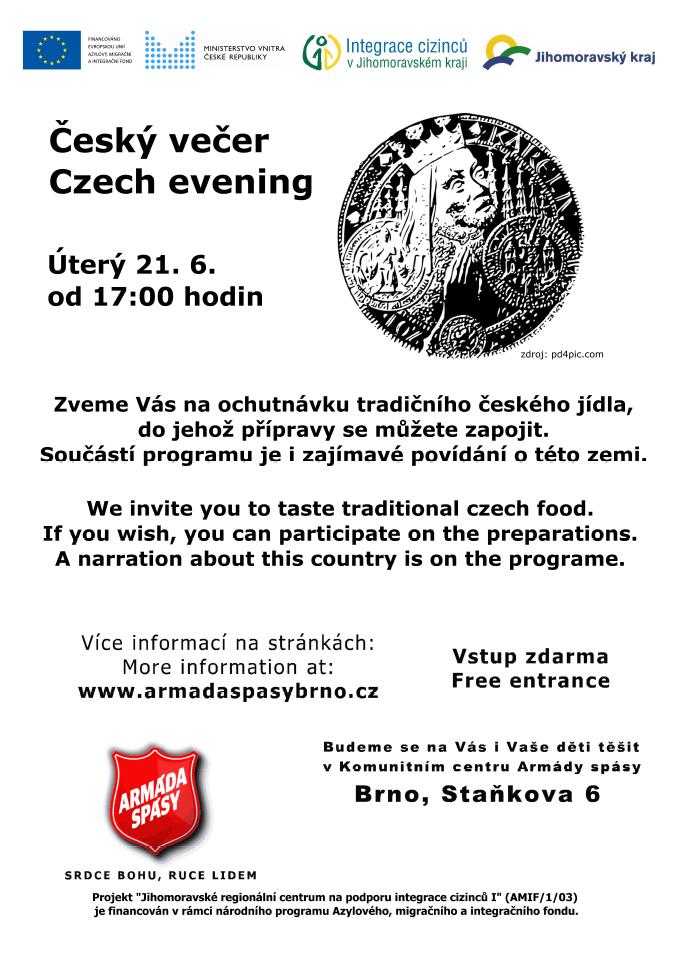 český večer