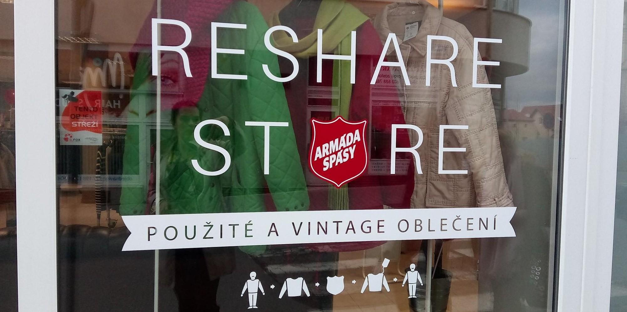 Kladno ReShare Store