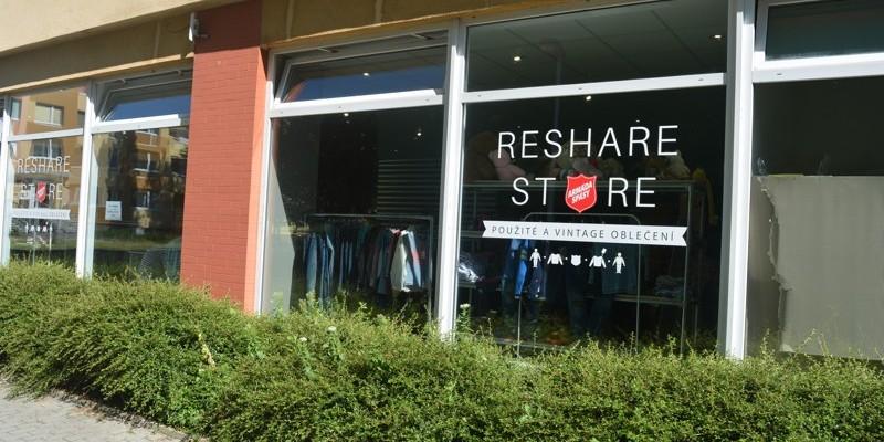 Praha ReShare Store