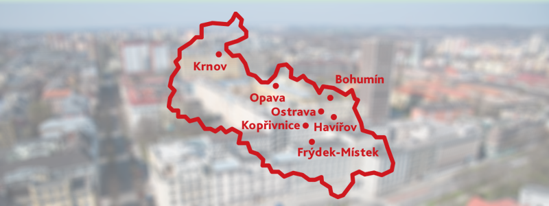 Oblastní ředitelství Moravskoslezského kraje