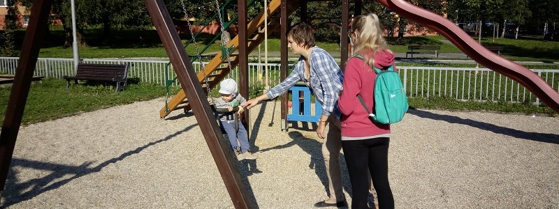 Sociálně aktivizační služby pro rodiny s dětmi