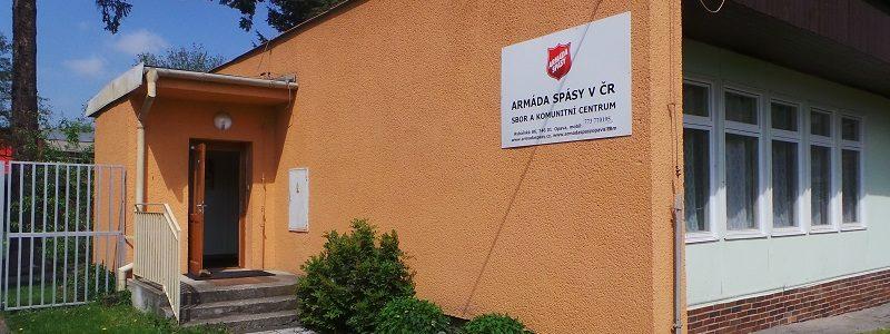 Sbor Armády spásy Opava