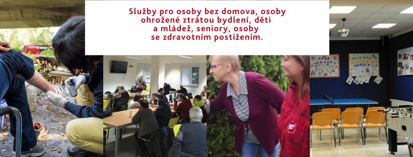 Sociální služby - Ostrava