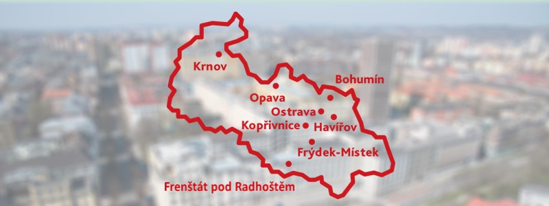Oblastní ředitelství MSK